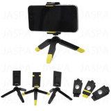 Bureau Portable trépied pour téléphone mobile et appareil photo numérique (53-1P001BK)