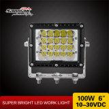 """새로운 광업 일 빛 6 """" 100W LED 빛"""
