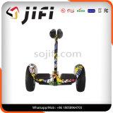 Scooter électrique 700W 10 de pouce deux de roue équilibre bon marché de tout neuf d'individu