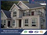 중국에서 특별한 디자인된 고품질 빛 강철 구조물 조립식 집
