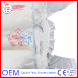 Пленки ткани тавра звезды Q-Младенца M12 пеленка младенца ворсистого младенца Non-Woven Breathable устранимая