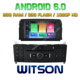 Witson Octa-Core (Eight Core) DVD de voiture Android 6.0 pour Mercedes-Benz Classe C W204 2007-2011 2g ROM 1080P Touch Screen 32 Go ROM