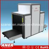 Varredor elevado da bagagem da máquina do equipamento do detetor da raia da penetração K100100 X