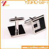 La moda de metal Hig Logotipo de la calidad de manguito de enlace están ajustadas Souvenir de regalo (YB-HR-90)