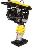 土短縮のためのディーゼル充填のランマー