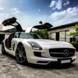 Nova chegada 1,52*20m e auto-adesivo impermeável, livre de bolhas de ar metálica brilhante Pearl Car Wrap filme de PVC Vinil Adesivo Aluguer de carro de Finalização de vinil