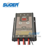 Suoer 12V 30A Waterproof o controlador solar inteligente do carregador de PWM (ST-F1230)