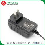O tipo de Merryking Parede-Monta o adaptador de 12V 1A nós adaptador da potência do plugue AC/DC