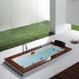 Monalisa ha marcato a caldo l'idro vasca da bagno di massaggio