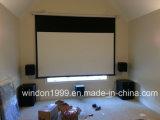 """preiswerter motorisierter Bildschirm des Projektor-96 """" X96 """" für Ausbildungs-Geschäfts-Projektion"""