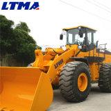 Ltma 3.5m3のバケツ容量6トンのフロント・エンド車輪のローダー