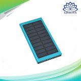 20000mAh het universele Dubbele ZonneLaptop van de Lader USB ultra Slanke Vrije Aangeboden Embleem van de Bank van de ZonneMacht van de Batterij van de Bank van de Macht Draagbare Externe