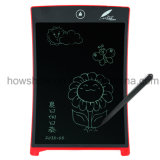 Tabuleta da escrita do estilo 8.5inch LCD sim personalizada e de memorando das almofadas
