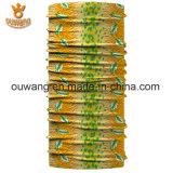 La stampa di scambio di calore di vendita diretta della fabbrica progetta il Bandana per il cliente