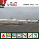Tenda de armazenamento de molas fortes para prova de vento temporária