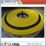 Flexible haute pression de l'air en caoutchouc flexible à eau/ Air tuyau compresseur/ Jack Tube marteau