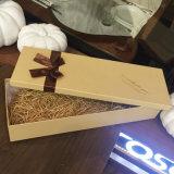 El mejor precio de la caja de la flor de papel del fabricante de China