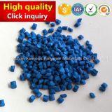 주문 색깔 안료는 PP PVC 아BS를 위한 플라스틱 25%Blue Masterbatch를 산탄