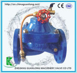 Valvola di regolazione a distanza obliqua del livello d'acqua di altezza della sfera di galleggiante (450X)