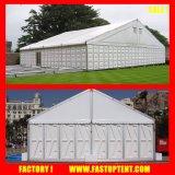 Grande tenda di alluminio del partito del coperchio di PVC della struttura per la tenda del magazzino