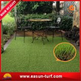 Un aspecto natural césped sintético para jardín decoración paisajismo
