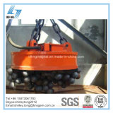 Elevador de ímã eletro-grua tipo rodada para manipulação de ferros