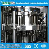 Bebida de líquidos automática Máquina de Llenado de jugo envasado en caliente
