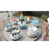 Passeios de feirantes Euipment Diversões Kids copos de café rotativo (DJ-CC004)