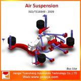 V de 4-staaf van het Type Opschorting van de Lucht van de Bus van het Luchtkussen van de Aaneenschakeling de AchterOpschorting Gebruikte