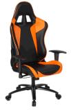 Cadeira de escritório esportiva de corrida de jogo giratória