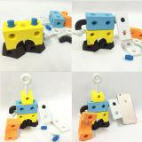 エヴァの1つのブロック10250558に付き教育DIYのおもちゃ19PCSの泡のおもちゃ4つ)