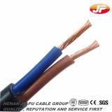 O PVC do fio liso de boa qualidade do cabo de Henan Jiapu isolou