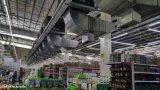 Dispositivo di raffreddamento evaporativo industriale