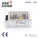 Minigröße 5V 10A 50W Ms-50-5 Wechselstrom Schaltungs-Stromversorgung zur Gleichstrom-110V/220V mit Cer RoHS genehmigt