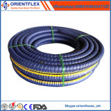 Tube chimique flexible UHMWPE ondulé