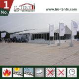 шатер выставки автомобиля 20X50m большой с стеклянной стеной для выставки автомобиля и автоматической выставки