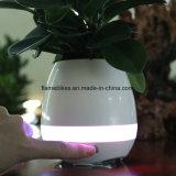 Bac de fleur de musique d'éclairage LED de Flowerpot de Bluetooth
