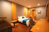 Moderno hotel de lujo 5 estrellas de la hospitalidad de tamaño King Size Muebles de dormitorio de invitados (HD237)