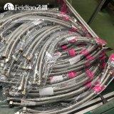 Boyau flexible tressé chaud d'acier inoxydable des biens 304 de vente