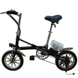 16 Inch Folding Bike/Electric Bicycle/Bike with Battery/Aluminum Alloy E-Bike/Variable Speed Bicycle/Vehicle