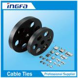 Courroie d'acier inoxydable de la largeur 6.4mm~19mm de qualité pour la bande