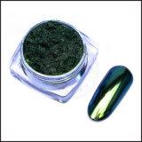 Colorant de manucure de la poussière de clou d'effet de miroir de caméléon de Duochrome