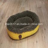 Soem-gelbes Baumwollhaustier-Produkt-Hundekatze-Bett-Haus-Sofa