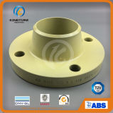 Flange de pescoço de solda de flange de aço inoxidável ANSI / ASME / En / DIN (KT0464)
