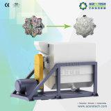 Apparatuur van het Recycling van de Fles van het Huisdier van het afval de Plastic