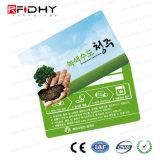 IDENTIFICATION RF de prix usine MIFARE sec plus la carte de S 4K