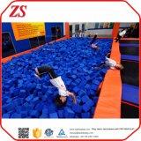 Polígono personalizado adultos gimnasio trampolín para la venta