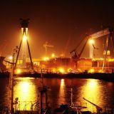 高圧水星の蒸気ランプ160W