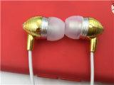 разнообразие типы красивейших трехмерных наушников уха