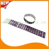 Tyvek Unterhaltungs-kundenspezifische Partei VIP-Identifikation-ArmbandWristbands (E3000-1-155)